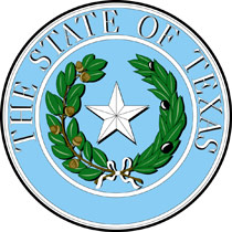 Image result for state seal of TX